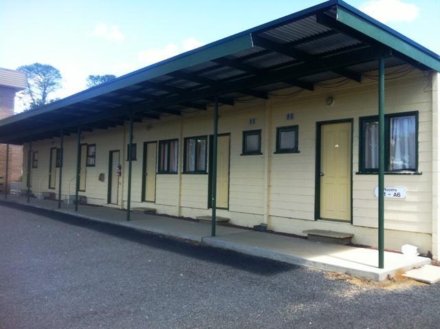 Southern Cross Motor Inn & Tourist Park