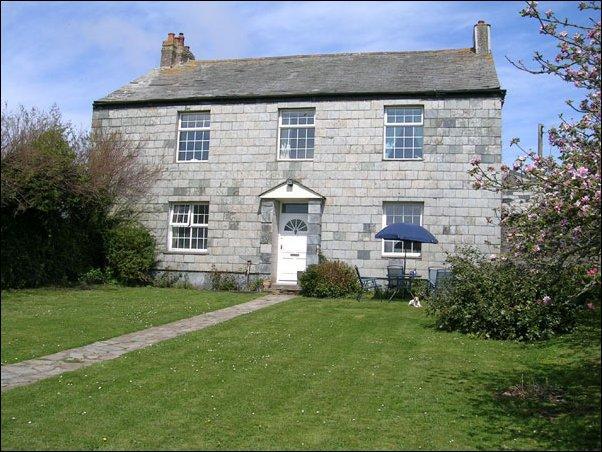 Trethillick Farmhouse