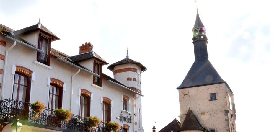Hotel La Tourelle Du Beffroi