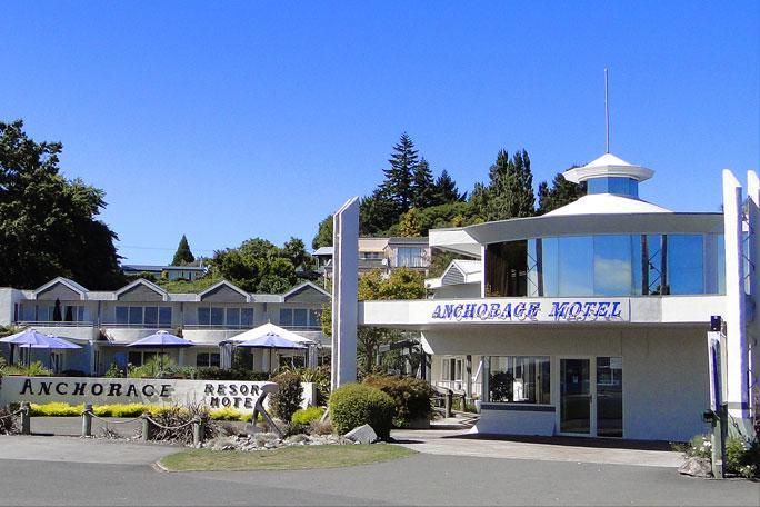 Anchorage Resort Motel