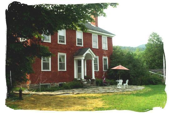 Bennett's 1815 House