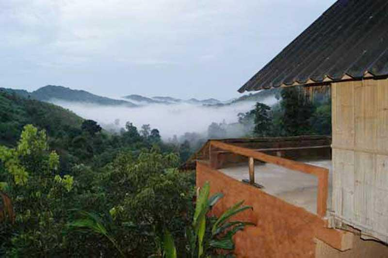 Akha Hill House