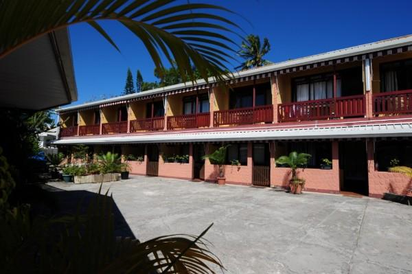 Motel Le Bambou