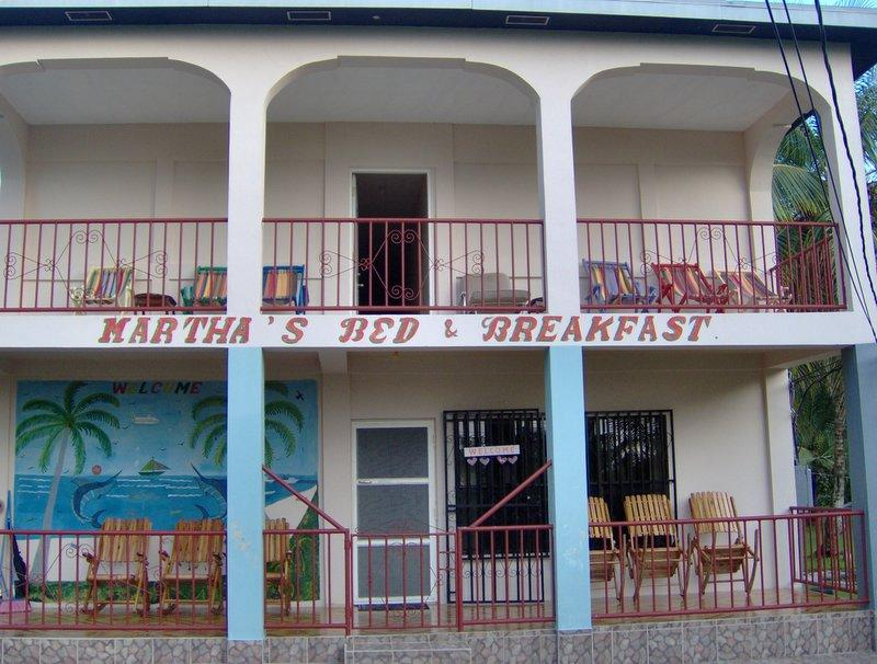 Martha's Bed and Breakfast