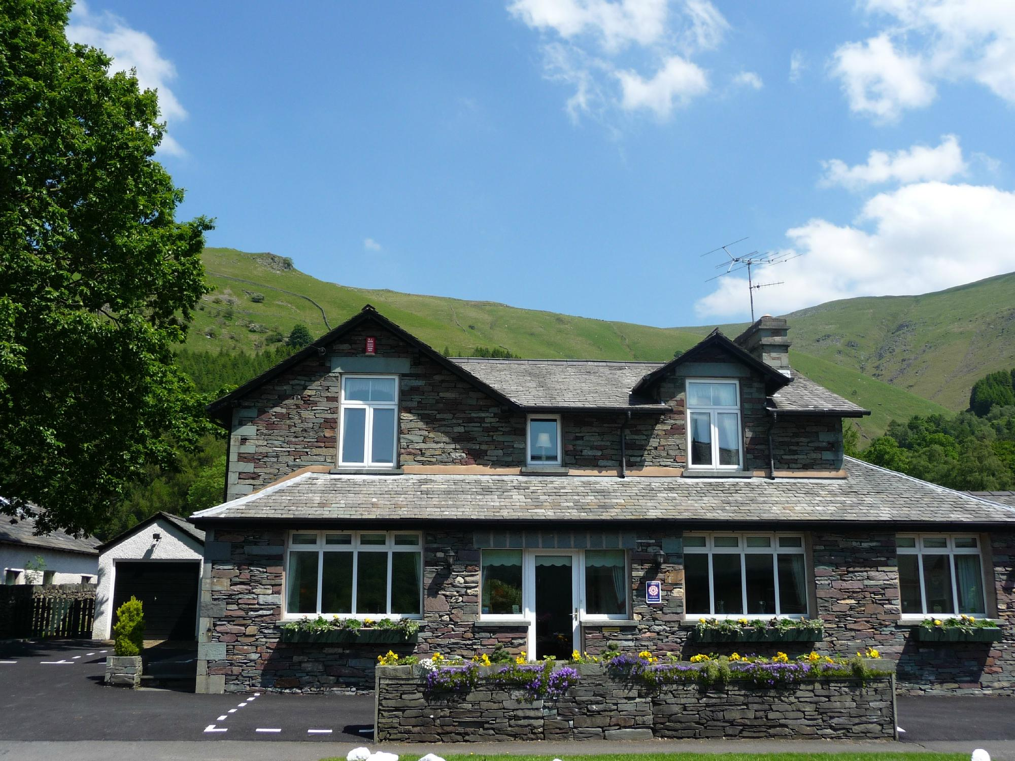 Dunmail House