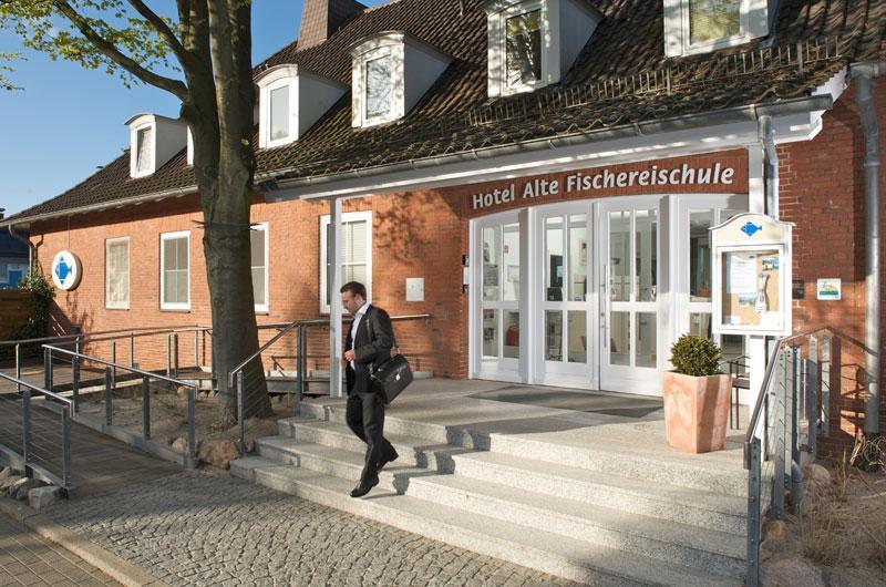 Hotel Alte Fischereischule