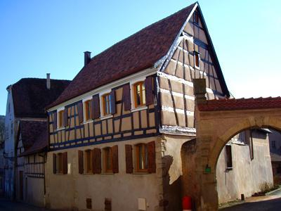 La Rose d'Alsace