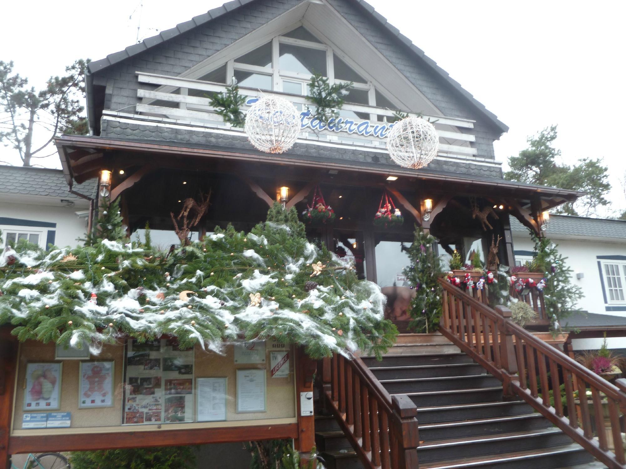 松樹餐廳飯店