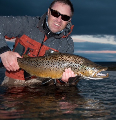 Fly Fishing in Patagonia