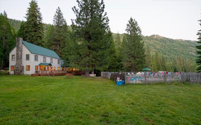 Trinity Mountain Meadow Resort