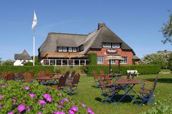 Inselhotel Steenodde