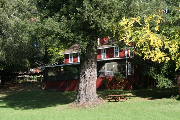 Lucas Pioneer Lodge