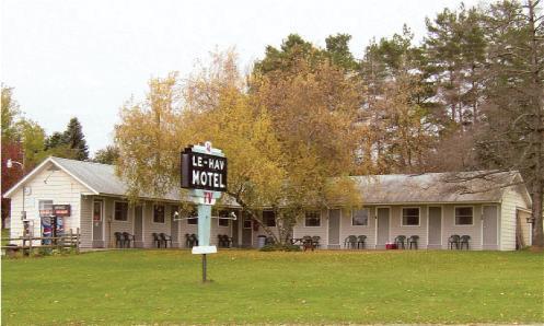 Le-Hav Motel