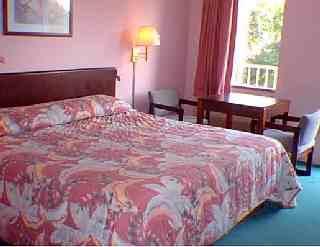 Davy Crockett Motel