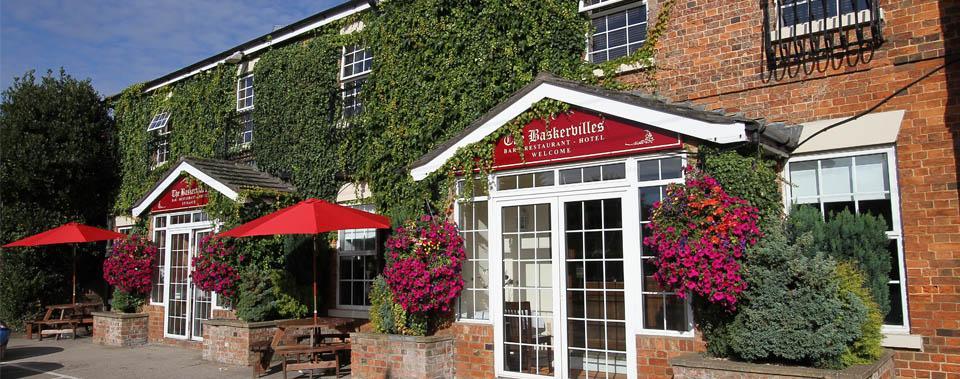 Baskervilles Hotel