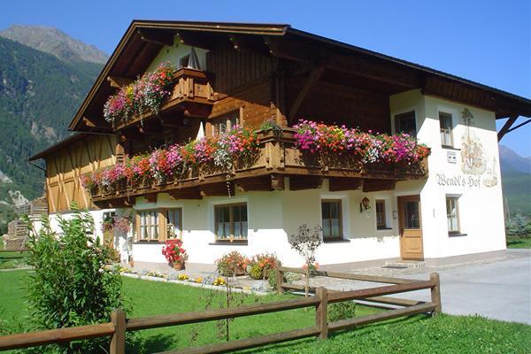 Bauernhof Ferienbauernhof Wendlshof Oetztal