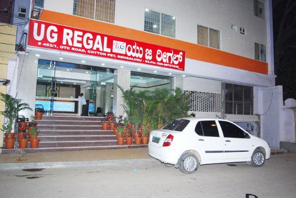 UG Royal Deluxe Hotel
