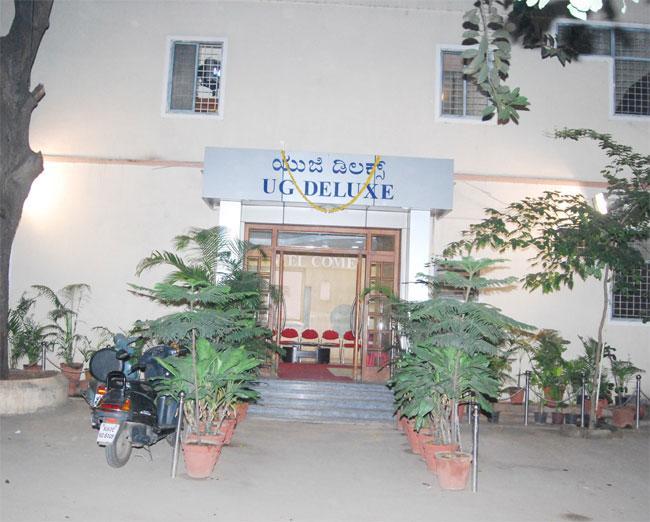 UG Deluxe Lodge
