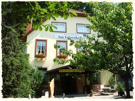 Am Felsenkeller Hotel-Gasthaus