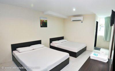 Kuching Place to Stay