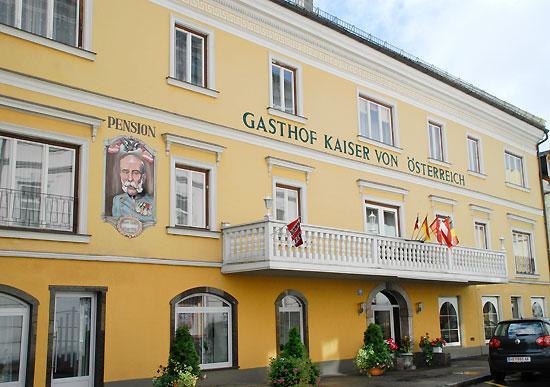 Pension Kaiser von Oesterreich