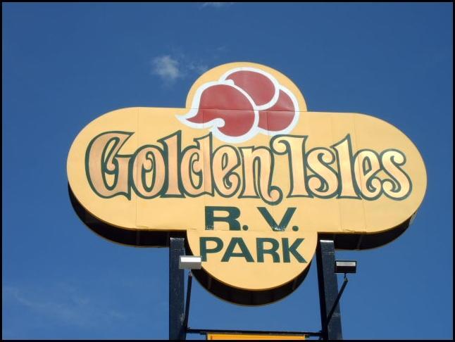 Golden Isles RV Park