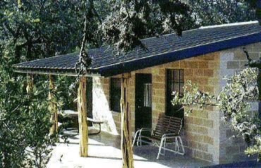 Frio Bluff Cabins