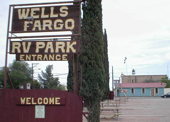 Wells Fargo RV Park