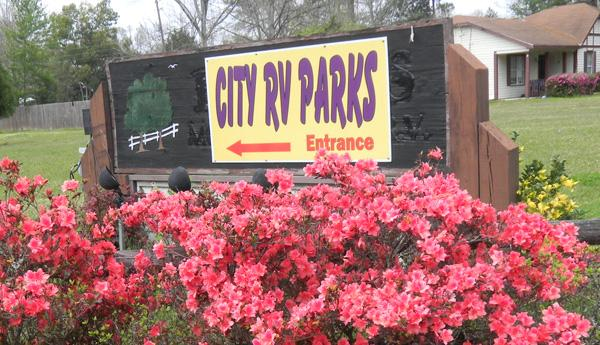 City RV Parks - Mobile