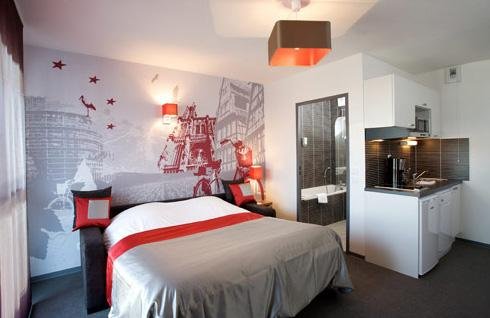 Lagrange City Aparthotel Strasbourg