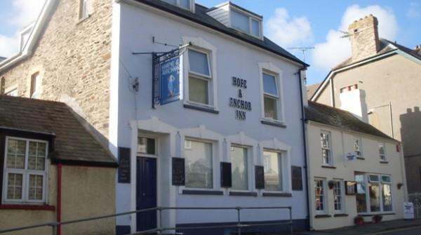 The Hope and Anchor Inn