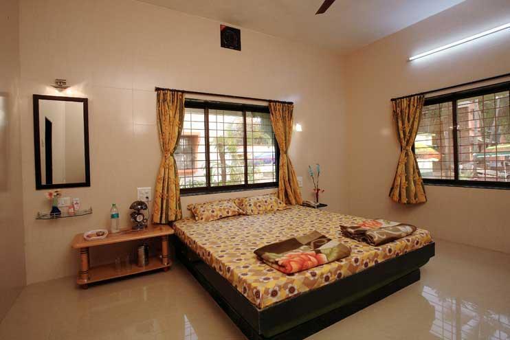 Sea View Tarkali Resort