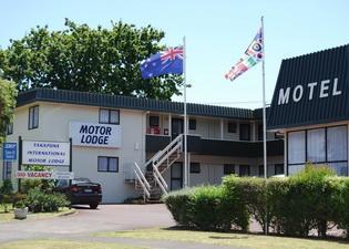 Takapuna International Motor Lodge