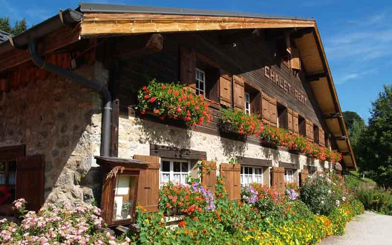 Hotel Chalet Remy