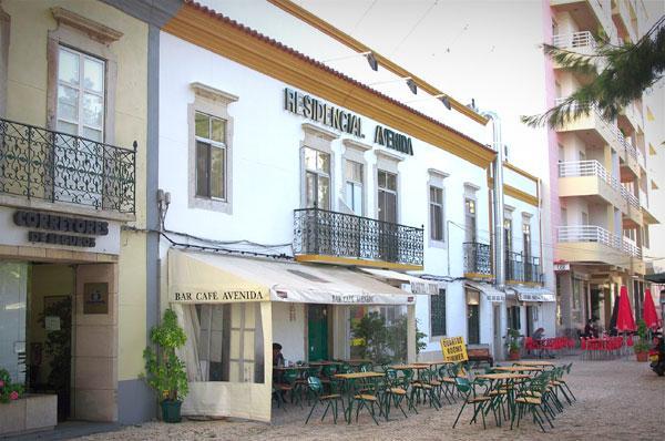 Pensao Residencial Algarve
