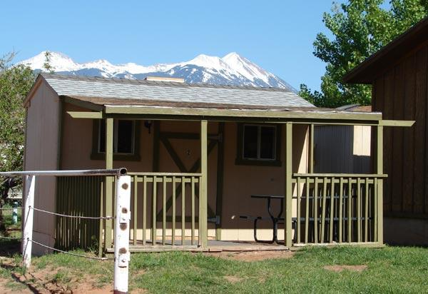 O.K. RV Park & Canyonlands Stables