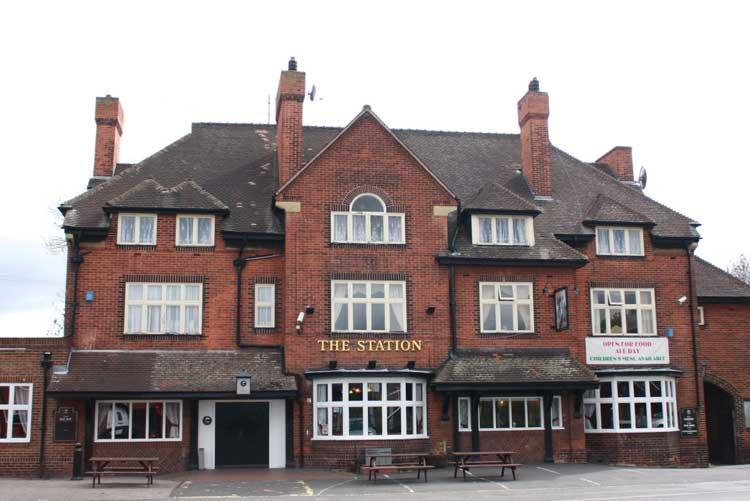 Station Hotel Billingham