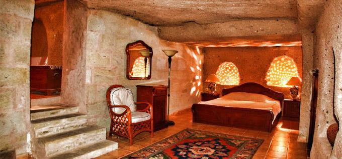 Uchisar Cave Suites Hotel (UCS)
