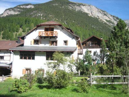 Landgasthof Crusch Alba ed Alvetern