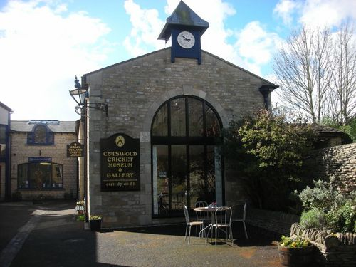 Cotswold Cricket Museum