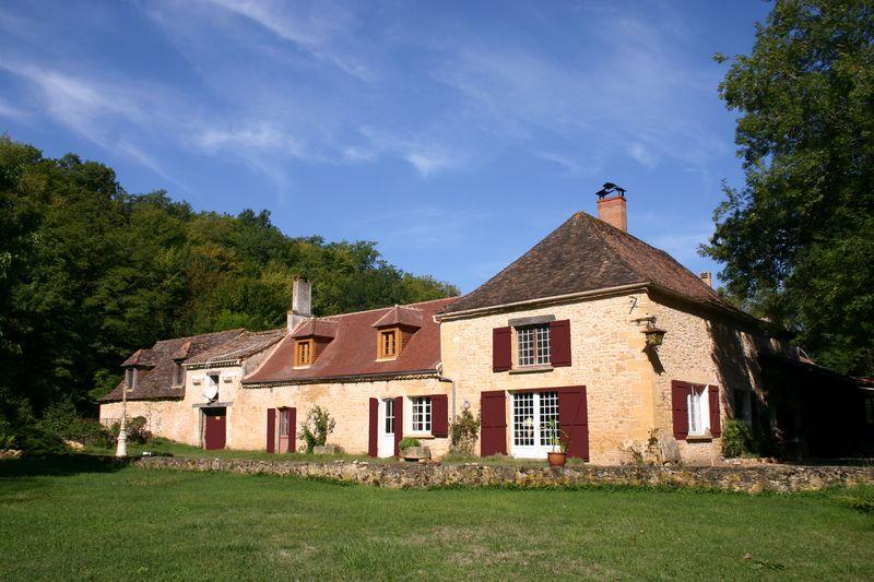 Chambre d'Hôtes & Gîte Moulin de Fontalbe