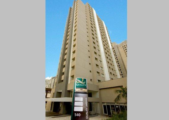 퀄리티 호텔 자뎅스