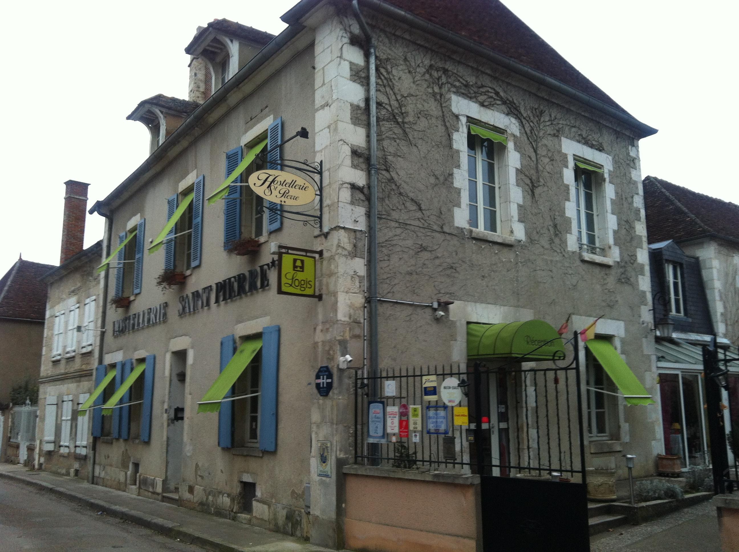 Hostellerie Saint Pierre