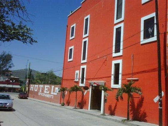 Oaxaca Guest Hotel