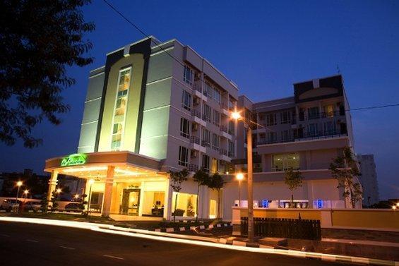 De Garden Hotel