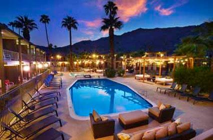 The Curve Palm Springs Hotel