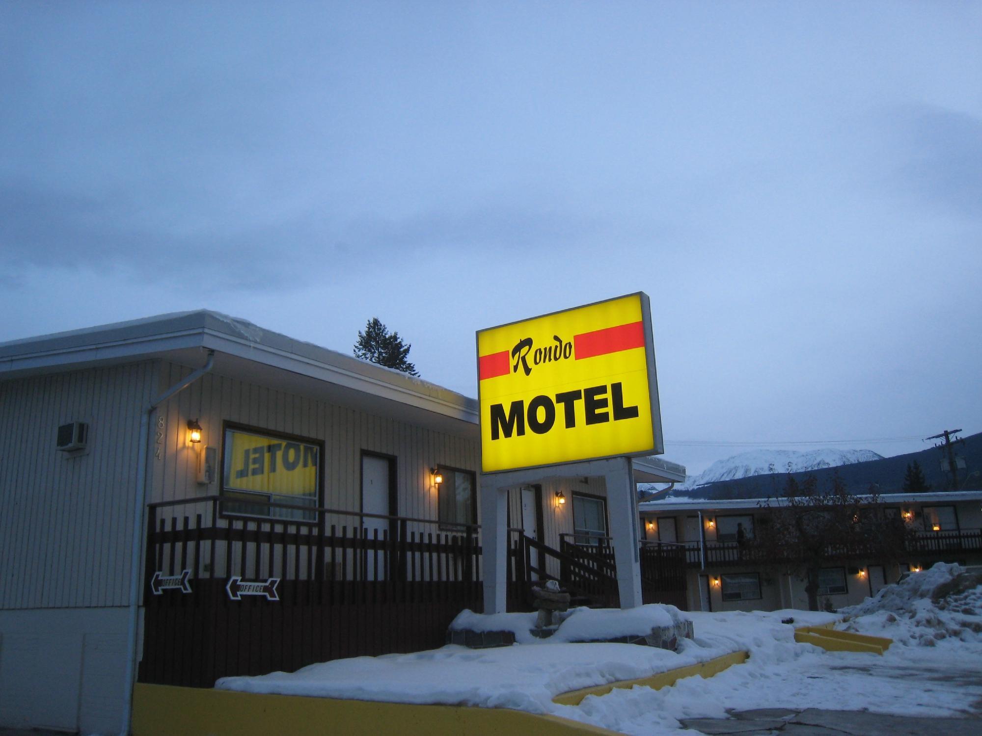 朗多汽車旅館