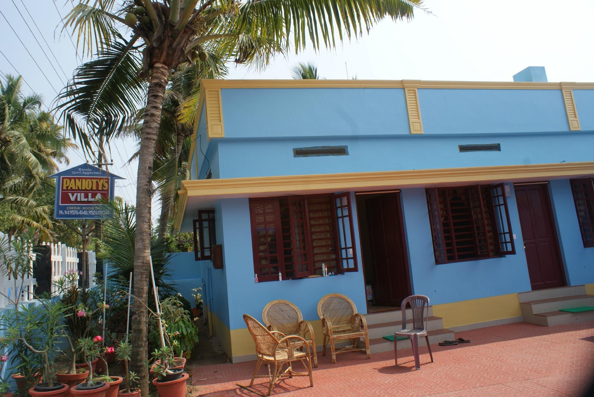 Panioty's Villa
