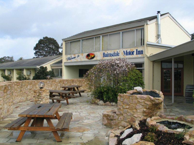 Bairnsdale Motor Inn