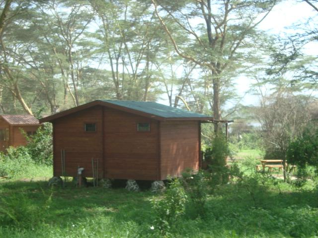 PinkLakeMan's Eco-Lodge